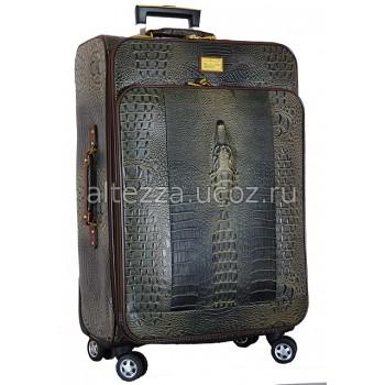 Чемоданы на колесах крокодилом из рук в руки чемоданы на колесах